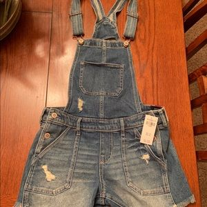 Hollister overalls